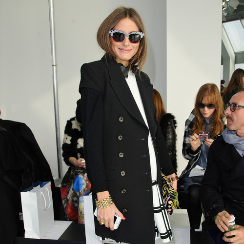 Olivia Palermo's Fashion Week Style | Fall 2013