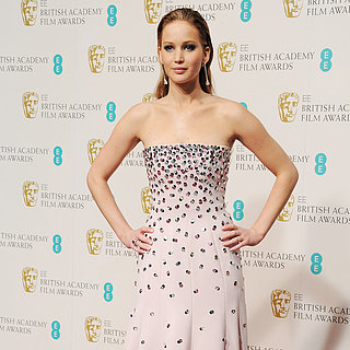 Jennifer Lawrence's Red-Carpet Diet and Fitness Routine