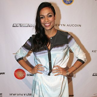 Rosario Dawson Running Tips Interview