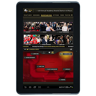 Go Backstage at the Oscars With the Official Oscars App!