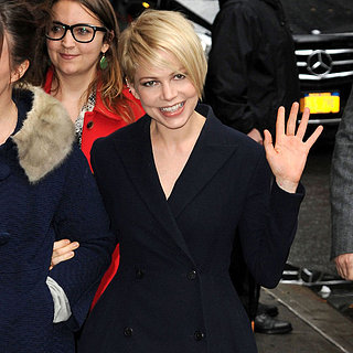 Michelle Williams Oz Press Pictures in NYC