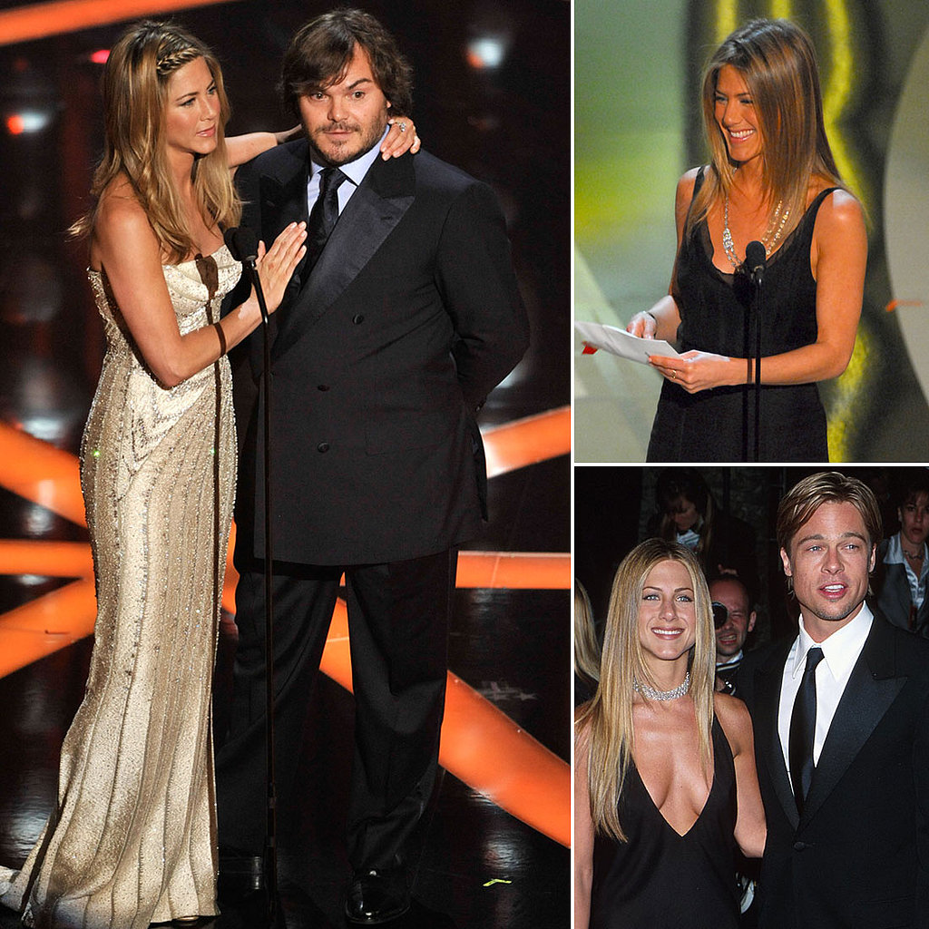 Jennifer Aniston's Best Oscars Moments