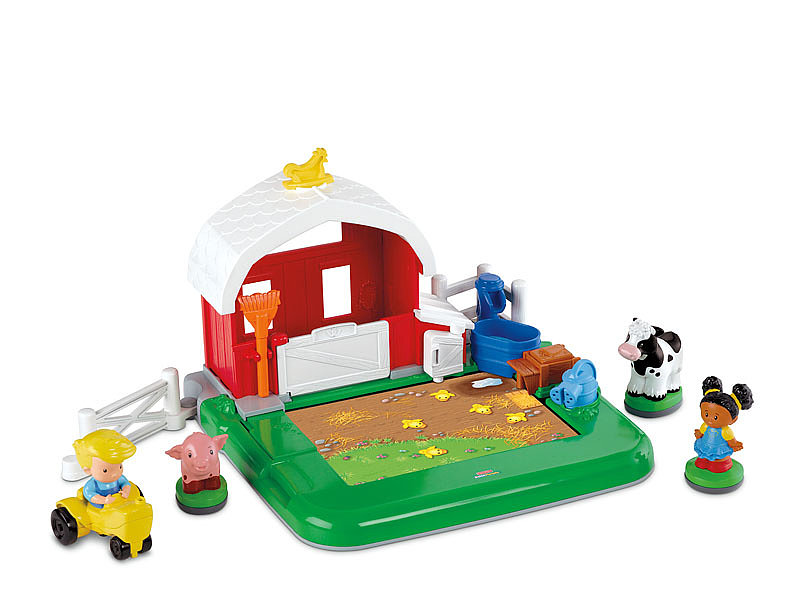 Little People Apptivity Barnyard