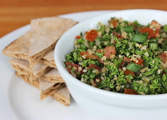 Healthy Tabbouleh Salad Recipe | POPSUGAR Fitness