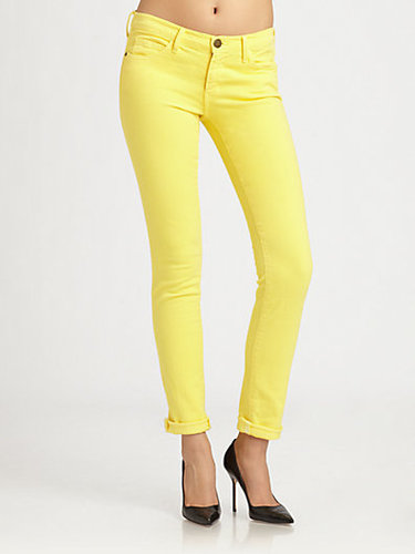 Saks Colored Denim Under $80