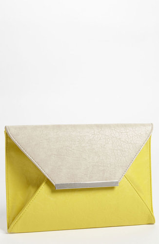 Nila Anthony Colorblock Clutch