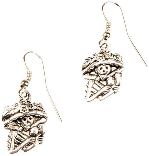 GinasOriginalAZ Skeleton Earrings