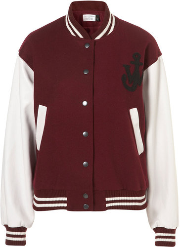 **Varsity Jacket by J.W. Anderson for Topshop