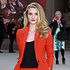 Burberry London Fashion Week Front Row Celebrities