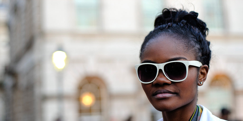 Beauty Street Style: The Cool Kids Come Out For London Fashion Week