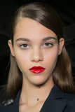 The Makeup at Antonio Berardi, London