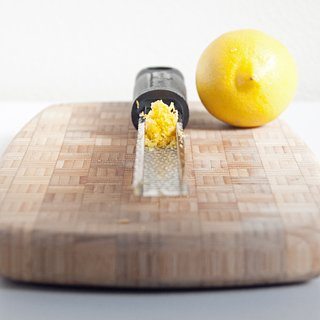 Freezing Lemon Zest and Juice