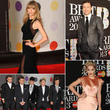 See Stars Arriving at the Brit Awards!