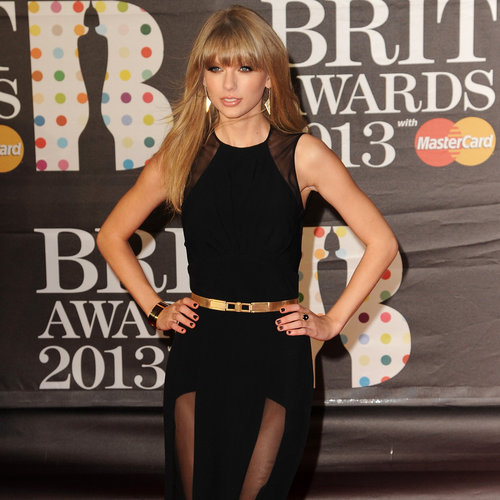 2013 Brit Awards Red Carpet Pictures