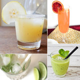 7 Healthy Cocktails to Toast Tinseltown!
