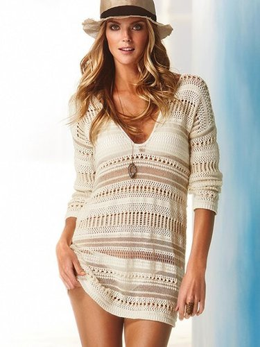 Crochet Cover-up Sweater