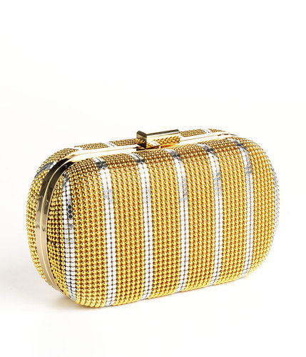 WHITING & DAVIS Minaudiere Clutch Bag