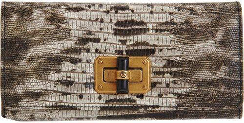 Lanvin Happy GM Tejus Continental Wallet