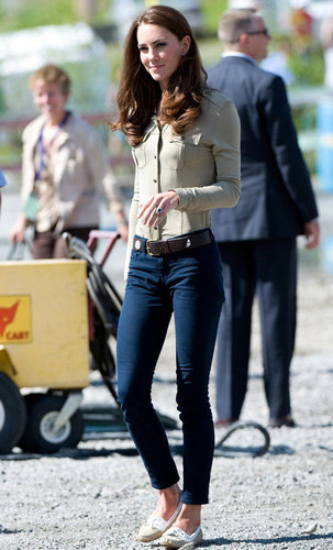 811 Mid-Rise Skinny Leg - as seen on Kate Middleton - by J Brand