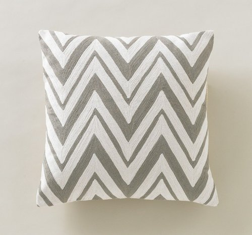Chevron Ash Pillow