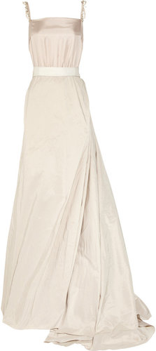 Lanvin Taffeta and silk gown