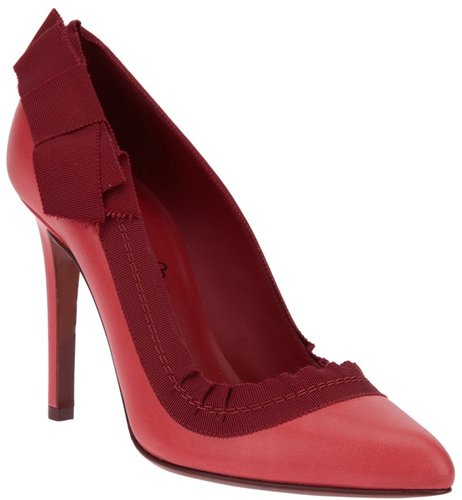 Lanvin pointed pump
