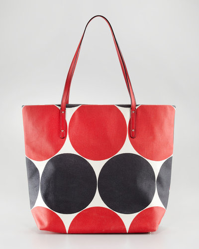 Kate Spade New York Bon Deborah Polka Dot Shopper