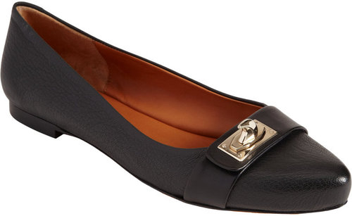 Givenchy Shark Tooth Ballet Flat