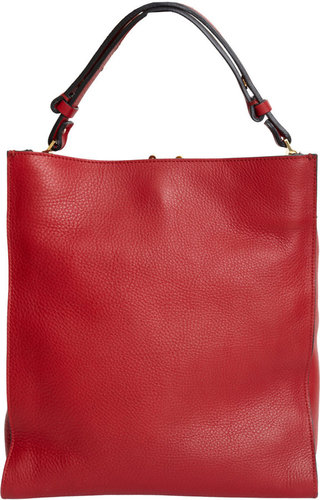 Marni Front Pocket Small Tote