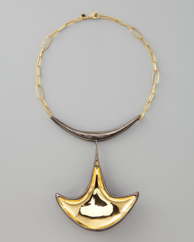 Alexis Bittar Bel Air Statement Necklace