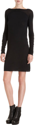 Rick Owens Relaxed Dress