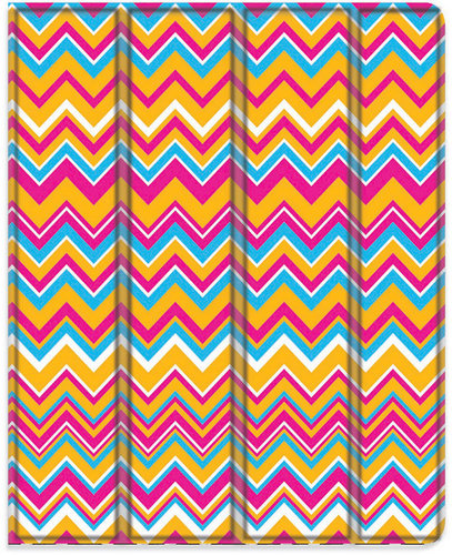 Triple C Designs Chevron Origami Smart iPad Case