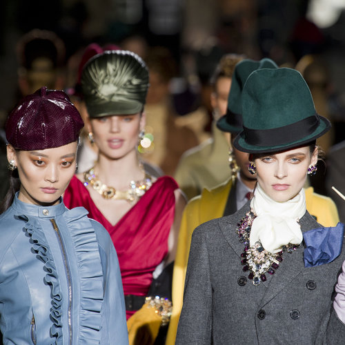 DSquared2 Review | Fashion Week Fall 2013