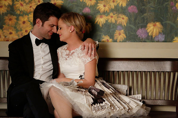 See Ben and Leslie's Parks and Recreation Wedding Album!