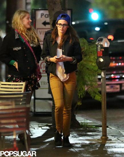 Kristen Stewart Gets Sushi in Los Feliz | Pictures