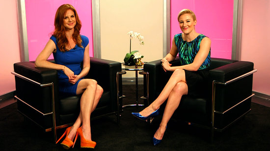 Suits Star Sarah Rafferty on Donna and Harvey's Upcoming Clash and Her Killer Wardrobe
