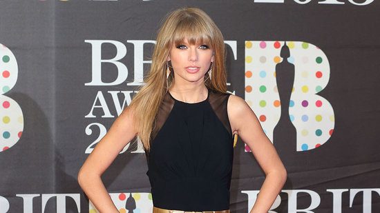 Taylor Swift Shows Off Her Sexier Side in Sheer Elie Saab