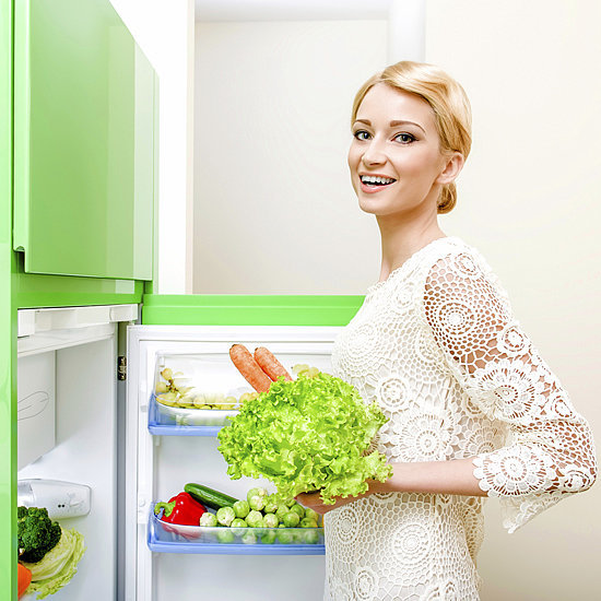 Make Over Your Fridge
