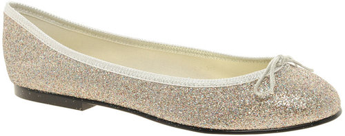 French Sole India Ballet Pumps