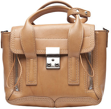 3.1 Phillip Lim Pashli Mini Satchel In Nude