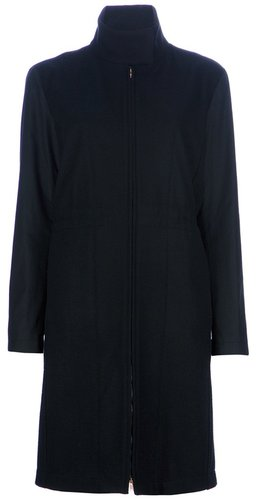 Mm6 By Maison Martin Margiela Contrast sleeve coat
