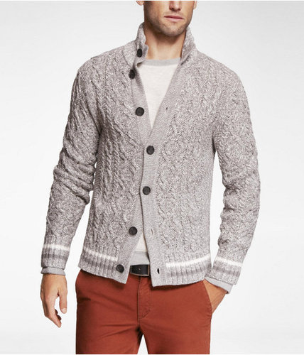 Men's Fall 2012 Trends: Cable Knits