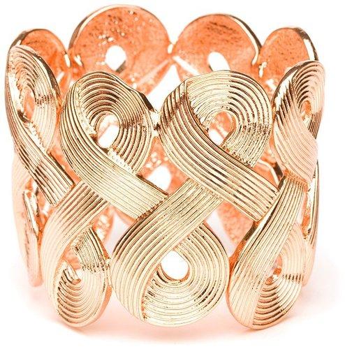 Rose Infinity Cuff