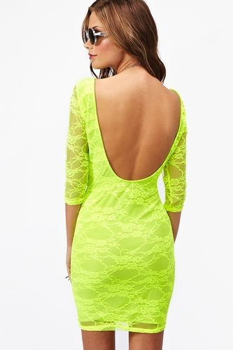 Blinded Lace Dress