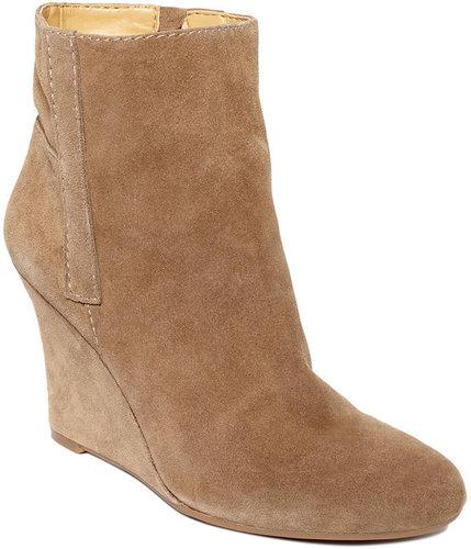 Nine West Shoes, Gottarun Wedge Booties