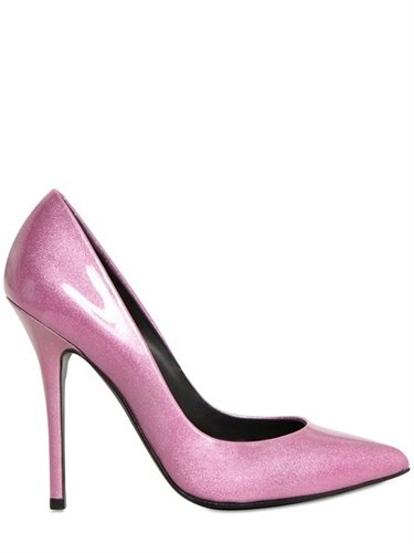 Giuseppe Zanotti - 110mm Metallic Calf Pointy Pumps