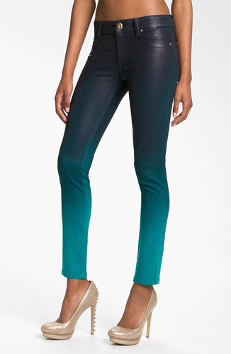 DL1961 &#039;Emma&#039; Waxed Skinny Jeans (Bali)