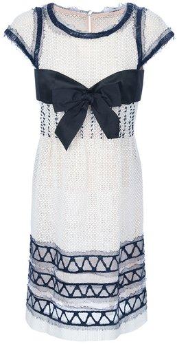 Chanel Vintage bow dress