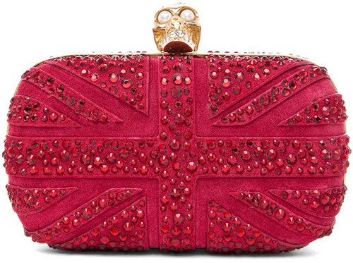 Red clutches