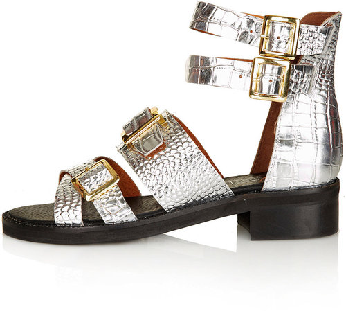 FRAN Heavy Sole Sandals